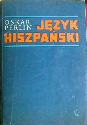 Okładka książki Język hiszpański