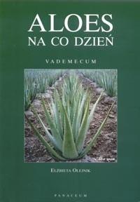 Okładka książki Aloes na co dzień