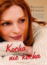 Okładka książki Kocha, nie kocha