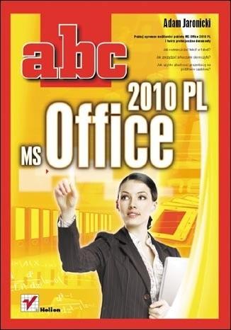 Okładka książki ABC MS Office 2010 PL