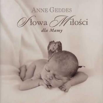 Okładka książki Słowa Miłości dla Mamy