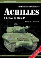 British Tank Destroyer Achilles 17-Pdr M10 S.P.