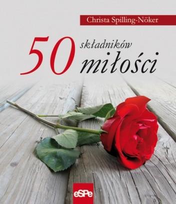 Okładka książki 50 składników miłości