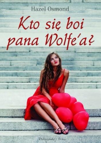 Okładka książki Kto się boi pana Wolfe'a?