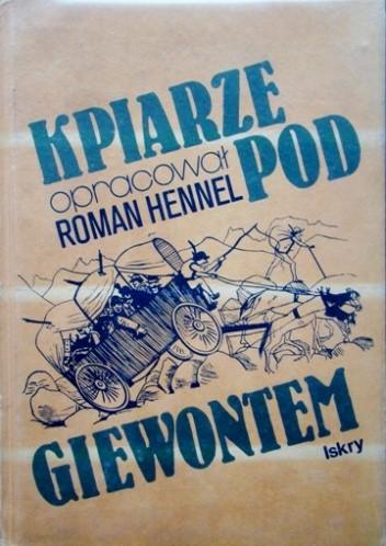 Okładka książki Kpiarze pod Giewontem