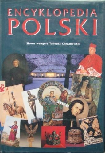 Okładka książki Encyklopedia Polski