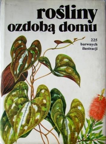 Okładka książki Rośliny ozdobą domu