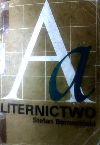 Okładka książki Liternictwo