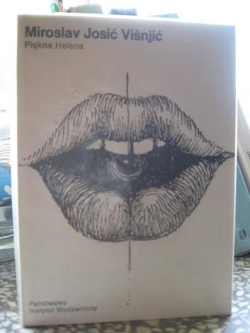 Okładka książki Piękna Helena