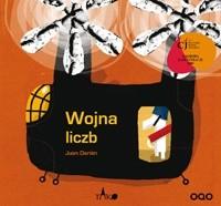 Okładka książki Wojna liczb