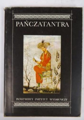Okładka książki Pańczatantra czyli Mądrości Indii ksiąg pięcioro