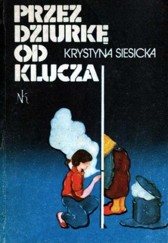 Okładka książki Przez dziurkę od klucza