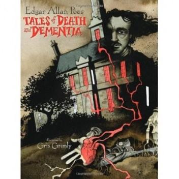 Okładka książki Tales of Death and Dementia