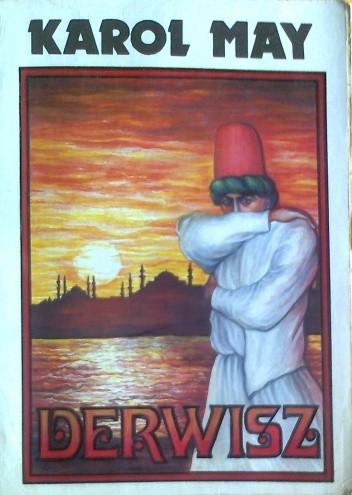Okładka książki Derwisz