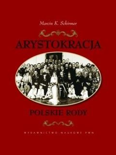 Okładka książki Arystokracja. Polskie Rody