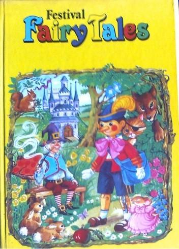 Okładka książki Festival Fairy Tales, collection one