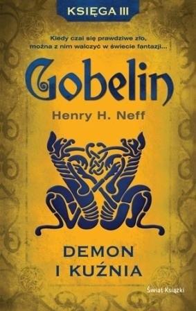 Okładka książki Demon i kuźnia