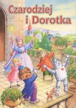 Okładka książki Czarodziej i Dorotka