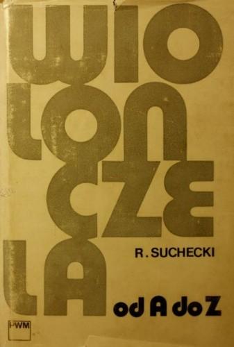 Okładka książki Wiolonczela od A do Z