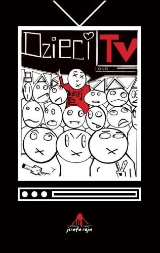 Okładka książki Dzieci TV