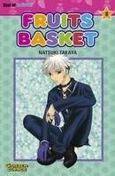 Okładka książki Fruits Basket tom 8