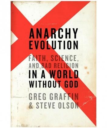 Okładka książki Anarchy Evolution