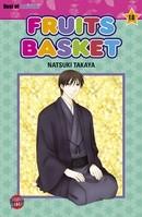 Okładka książki Fruits Basket tom 18