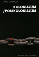 Kolonializm Postkolonializm