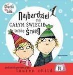 Okładka książki Najbardziej na całym świecie lubię śnieg