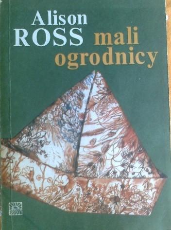 Okładka książki Mali ogrodnicy