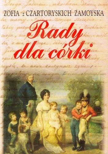 Okładka książki Rady dla córki
