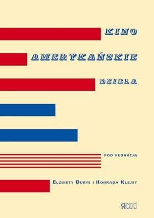 Okładka książki Kino amerykańskie:Dzieła