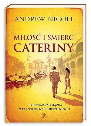 Okładka książki Miłość i śmierć Cateriny