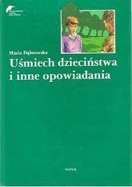 Okładka książki Uśmiech dzieciństwa