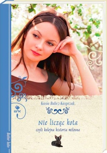 Okładka książki Nie licząc kota, czyli kolejna historia miłosna