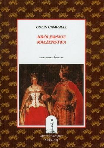 Okładka książki Królewskie małżeństwa