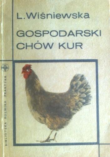 Okładka książki Gospodarski chów kur