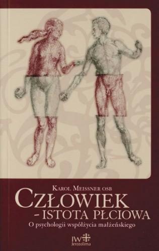 Okładka książki Człowiek - istota płciowa
