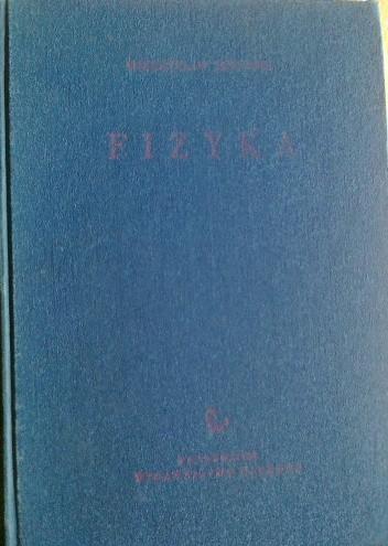 Okładka książki Fizyka