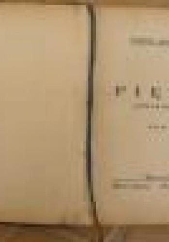 Okładka książki Piętra (