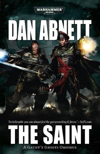 Okładka książki The Saint