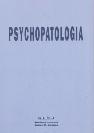 Okładka książki Psychopatologia
