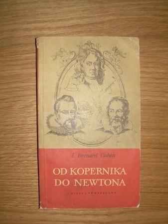 Okładka książki Od Kopernika do Newtona