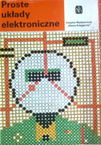 Okładka książki Proste układy elektroniczne