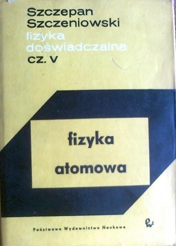 Okładka książki Fizyka atomowa