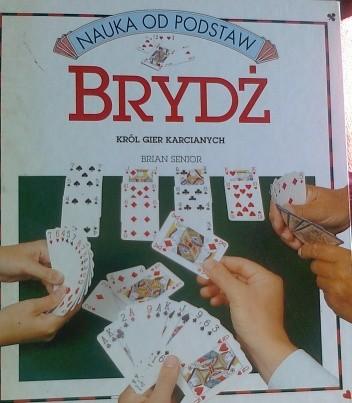 Okładka książki Brydż, król gier karcianych