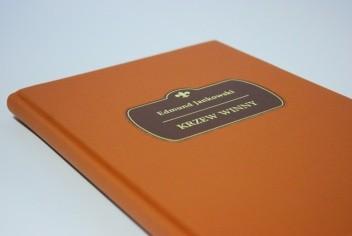 Okładka książki Krzew winny