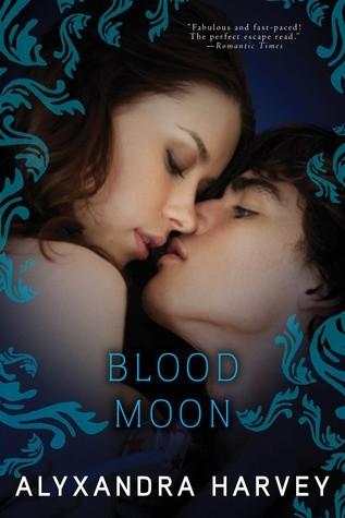 Okładka książki Blood Moon