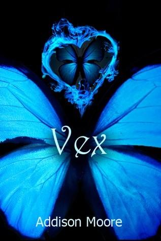 Okładka książki Vex