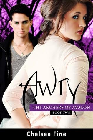 Okładka książki Awry